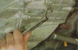 как заменить масло в механической коробке передач киа рио