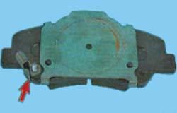 Как проверить колодки на дисковых тормозах